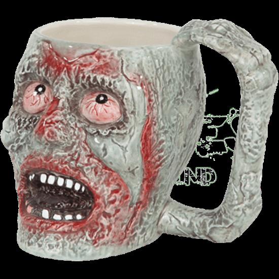 Bloodshot Zombie Mug