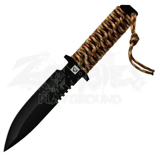 Xpedition Low Profile Drop Point Survival Knife