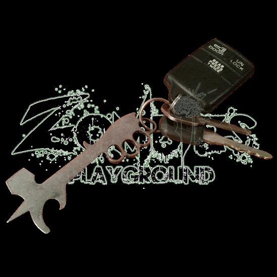 Decapitator Key Chain