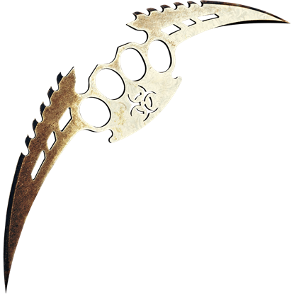 Angel of Death Zombie Blade