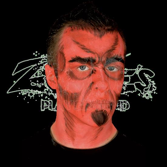 Devil Makeup Stack