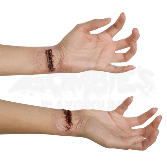 Slashed Wrists EZ FX Kit