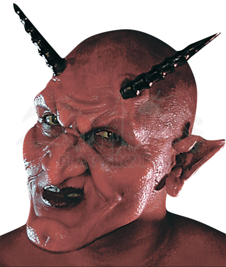 Devil Foam Prosthetic