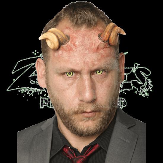 Curled Devil Horns