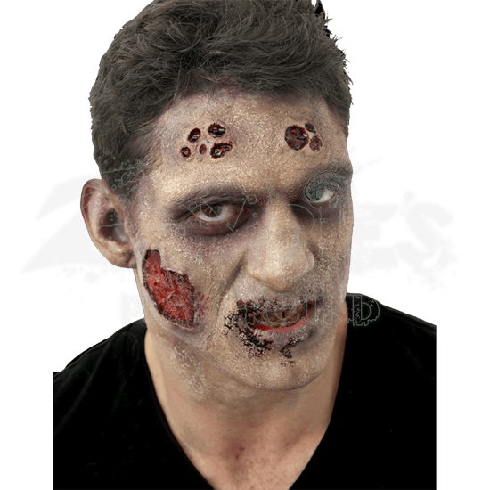Male Zombie Deluxe Kit