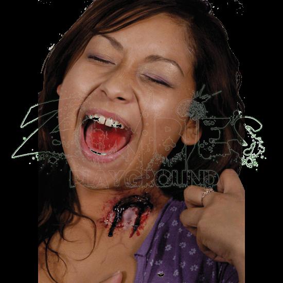Zombie Bite Wound Prosthetic