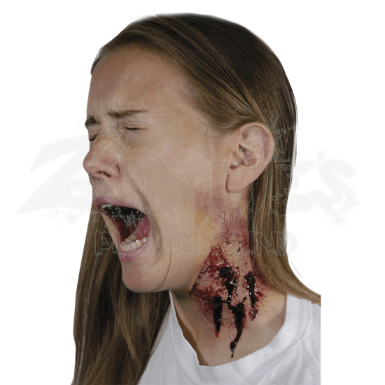 Monster Bite Wound Prosthetic