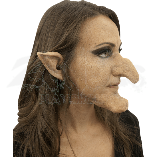 Witch Hasel Ears Latex Appliance