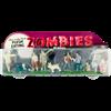 Glow In The Dark Flesh Eating Zombies Play Set