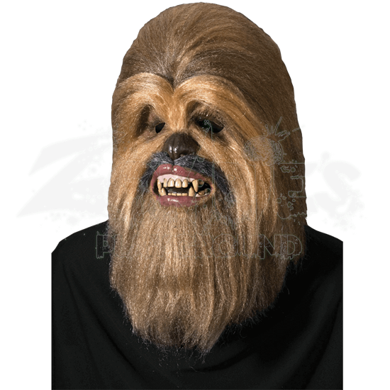 Adult Chewbacca Latex Mask
