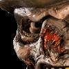 Gunner Zombie Vinyl Mask