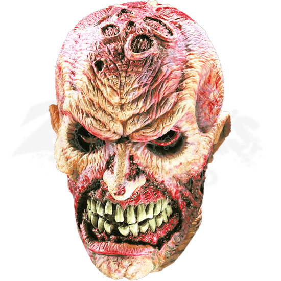 Smiley Zombie Mask