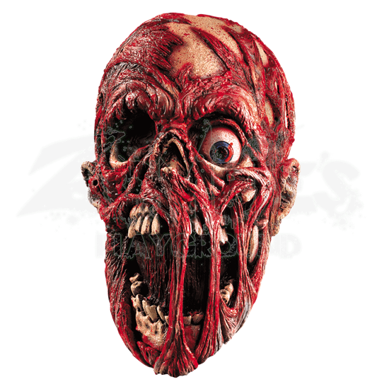 Screaming Corpse Zombie Mask