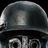 Deluxe Overhead Latex Gas Mask