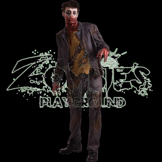 Mens Zombie Shawn Costume