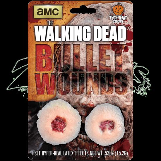 Walker Bullet Wound Appliance