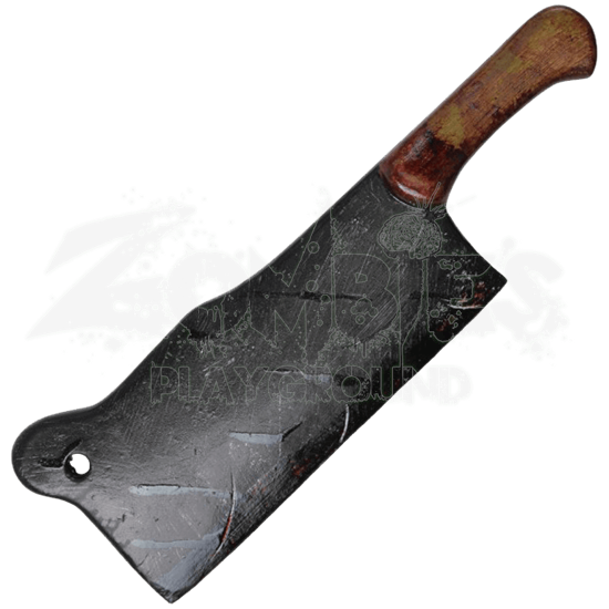LARP Bloody Butchers Cleaver
