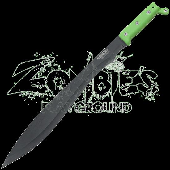 Zombie Survival Tactical Machete