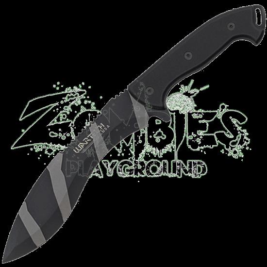 Camo Blade Hunting Knife