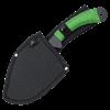 Green Paracord Biohazard Hatchet