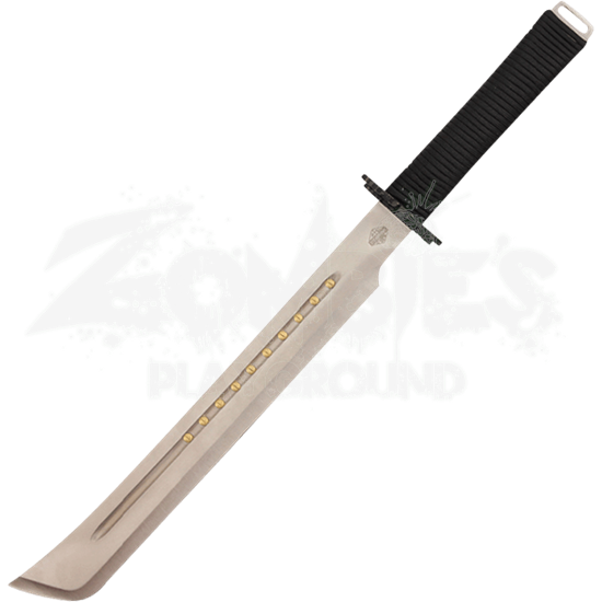 Steampunk Gear Guard Machete