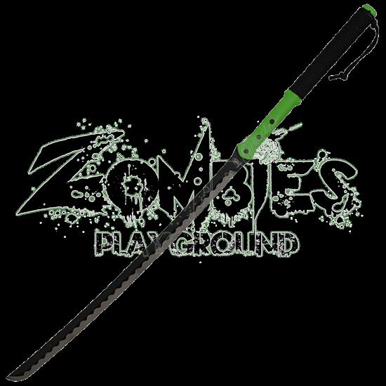 Two Handed Zombie Slayer Katana