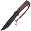 Textured Grip Hunting Knife