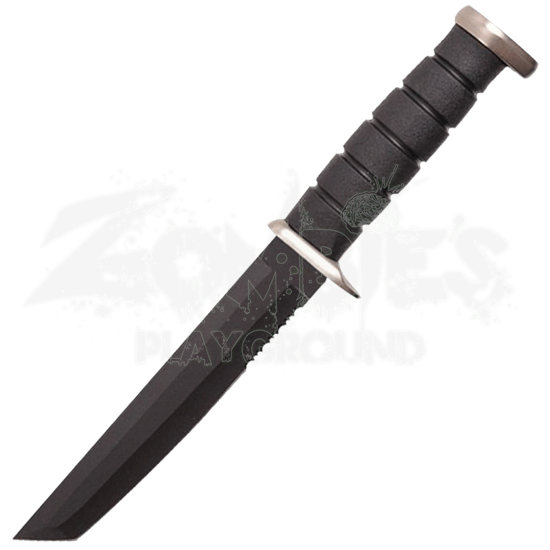 Black USMC Fighting Knife