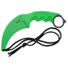 Zombie Karambit Neck Knife