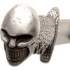 Skull Head Fighting Knife