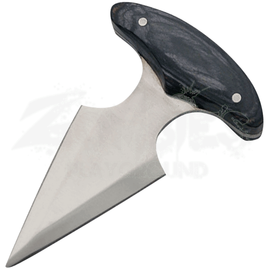 Triangular Push Dagger