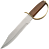 D-Guard Bowie Knife with Sheath