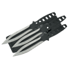 3 Piece Black Streak Thrower Set