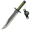 Clipped Point Survival Knife