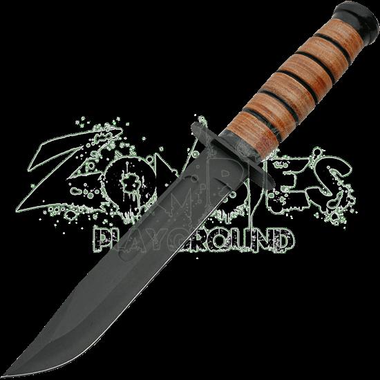 Ka-Bar Style Combat Knife