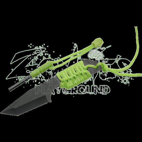Zom-b Tanto Knife