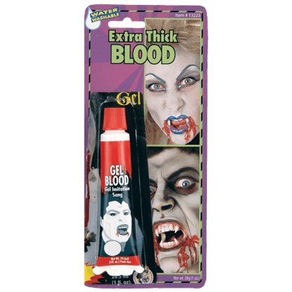 Extra Thick Vampire Blood Gel
