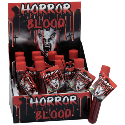 Test Tube of Horror Blood