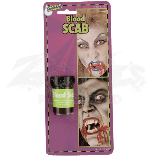Blood Scab Make-Up