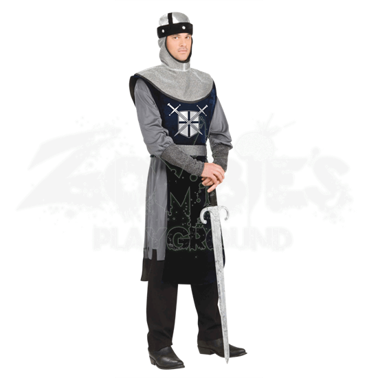 Knight of the Round Table Men's Costume