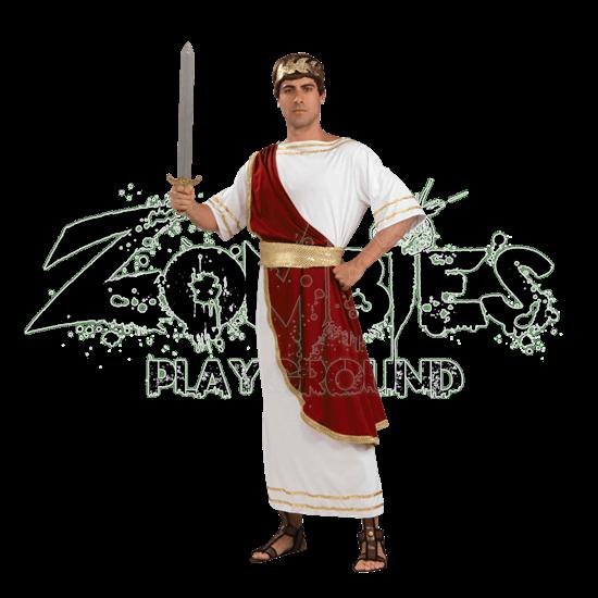 Emperor Caesar Men's Costume
