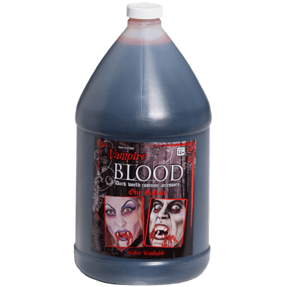 Gallon Of Blood