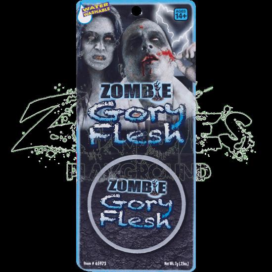 Gory Zombie Flesh