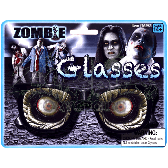 Ghoulish Glasses