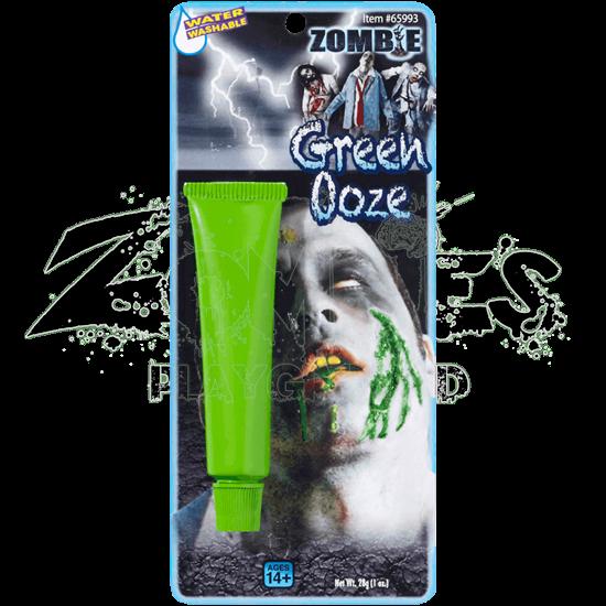 Green Zombie Ooze