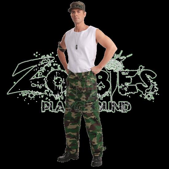 Men's Camouflage Pants
