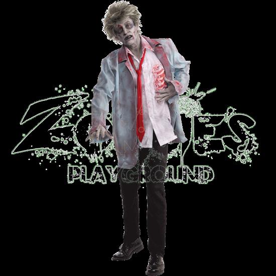 Zombie Man Costume