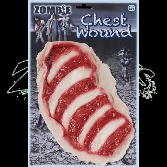 Zombie Chest Wound