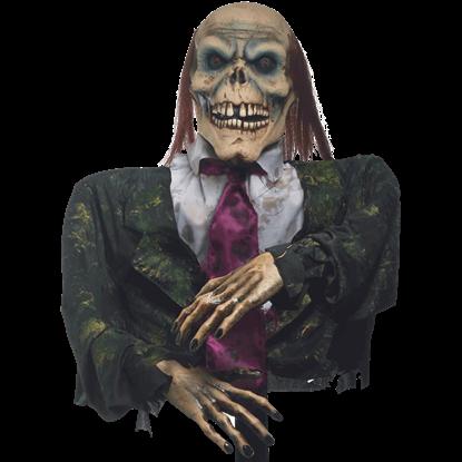 Well-Dressed Groundbreaker Zombie