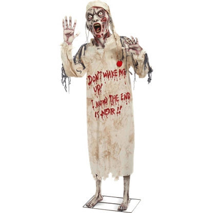 Standing Sleeper Zombie